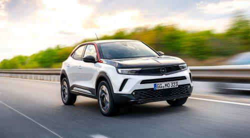 Poderío estético y motores a la carta para el nuevo Opel Mokka