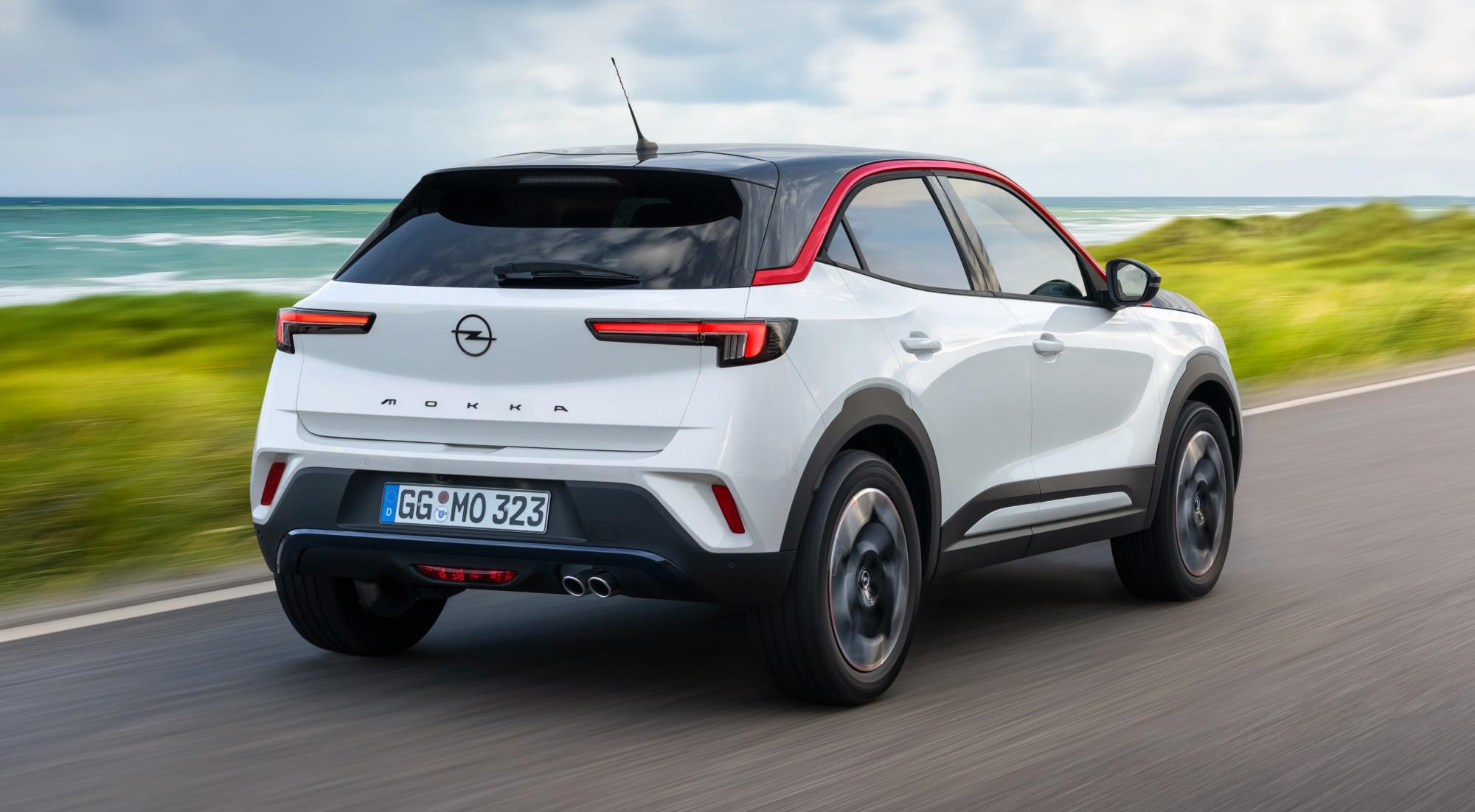 El nuevo Opel Mokka, en imágenes