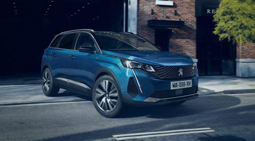 El Peugeot 5008 mejora su capacidad de conducción semiautomática