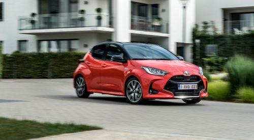 Toyota Yaris, el coche que menos gasta del mundo