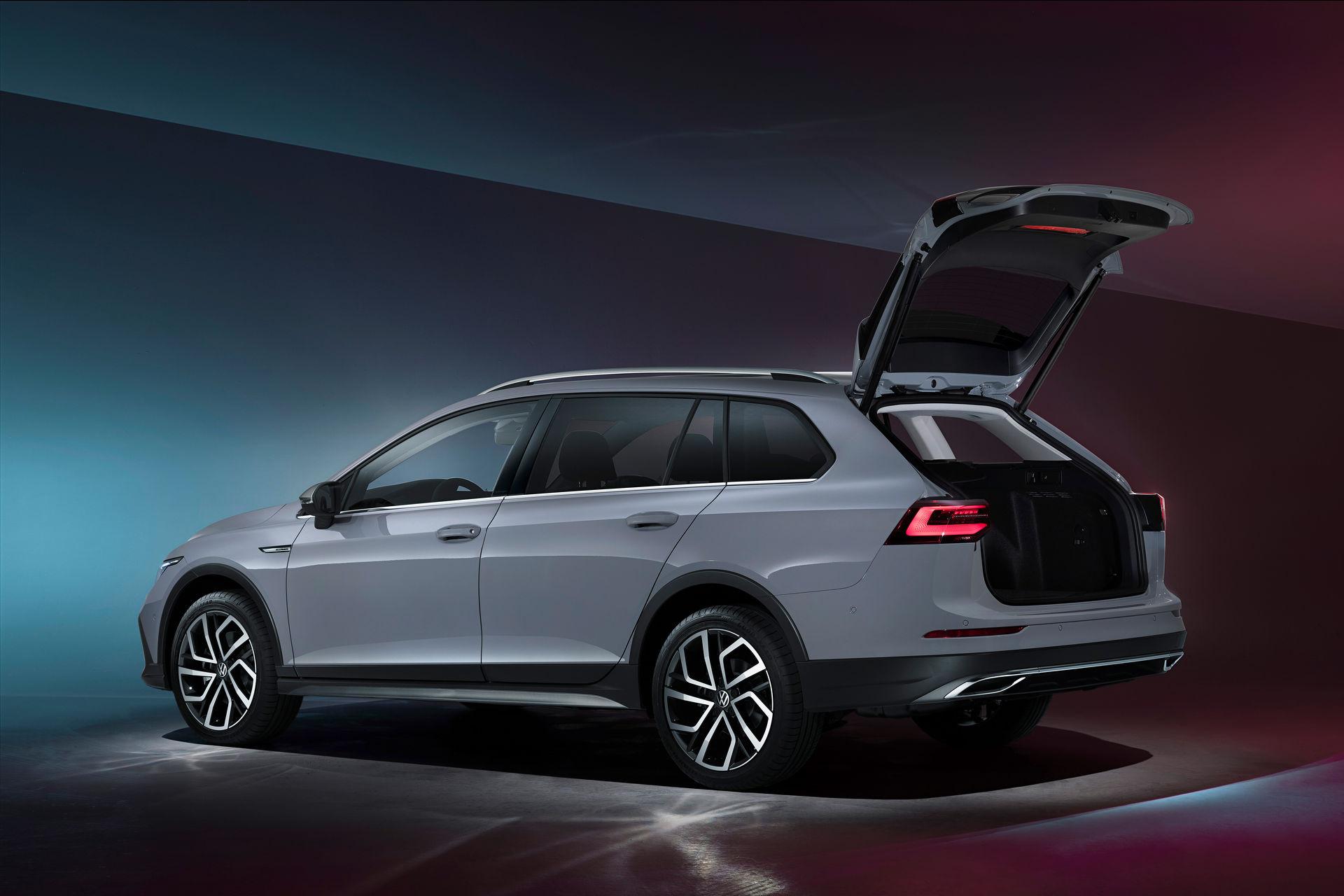 Volkswagen Golf Variant 2021 y Volkswagen Golf Alltrack 2021: los más versátiles