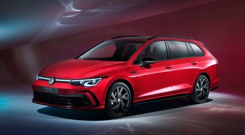La cara familiar y el lado campero del Volkswagen Golf