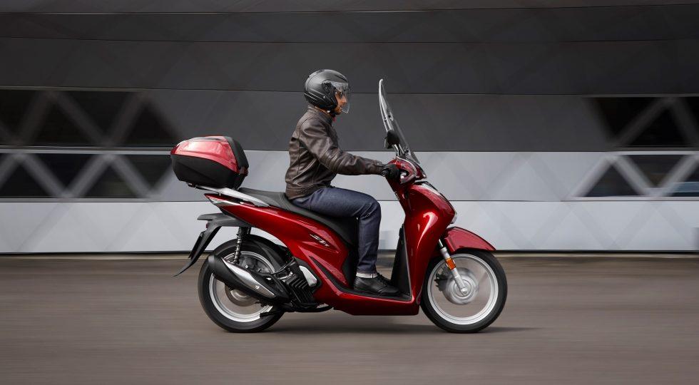 Honda Scoopy 2020