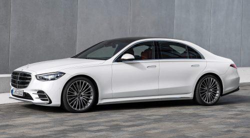 Las tecnologías casi de película del nuevo Mercedes Clase S