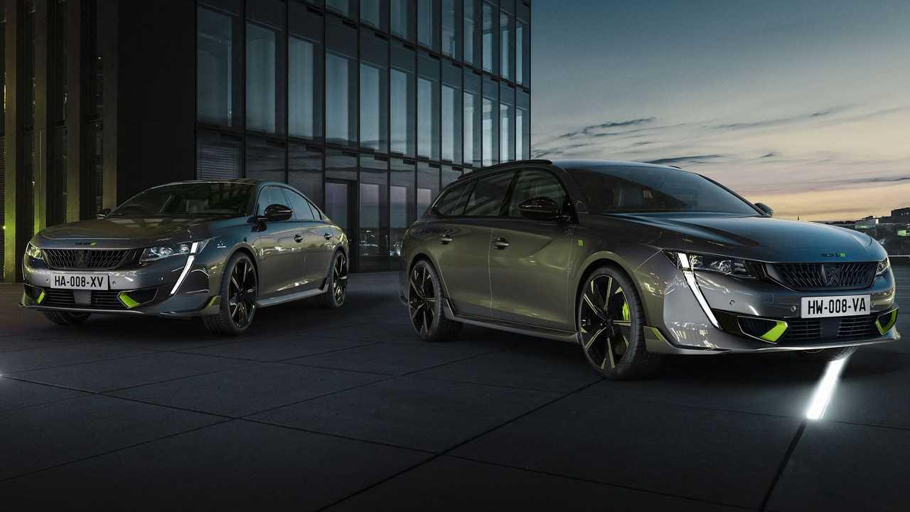 508 Peugeot Sport Engineered: híbrido enchudable y con 355 CV | Actualidad | Motor EL PAÍS