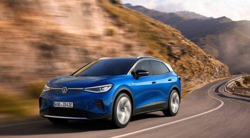 Los secretos del ID.4, el primer SUV eléctrico de Volkswagen