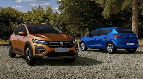 La sencillez y el salto de calidad de los Dacia Sandero y Logan