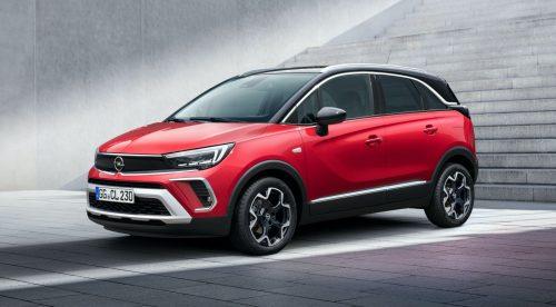 Los cambios del Opel Crossland, el SUV con toques de monovolumen