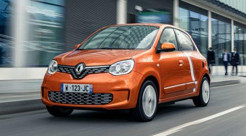 Renault Twingo Z.E., un urbanita eléctrico de menos de 20.000 euros