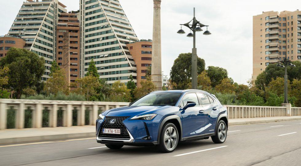 El esperado primer modelo 100% eléctrico de Lexus
