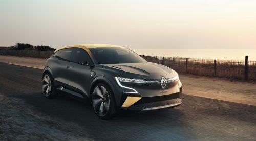 Renault inicia su nueva era eléctrica