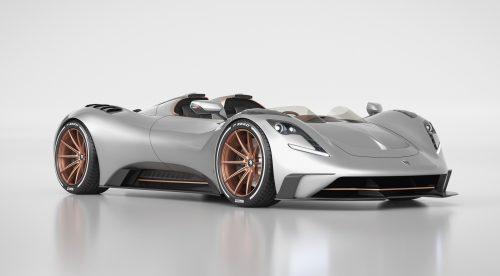 Ares S1 Project Spyder: 24 unidades a medio millón de euros cada una