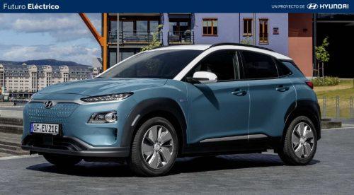 El Hyundai Kona te da más libertad: 484 kilómetros de autonomía