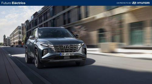 Hibridación total para el nuevo Hyundai Tucson