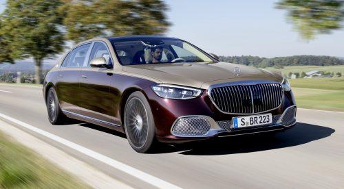 El Mercedes-Maybach Clase S sigue definiendo el estándar del lujo