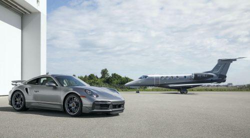 Porsche crea un 911 a juego con un jet privado