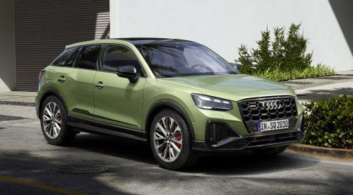El Audi SQ2 mantiene los 300 CV con mejor imagen y más tecnología