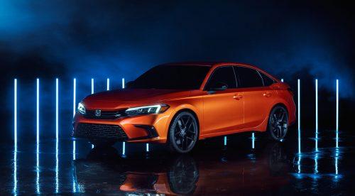 Así será la undécima generación del Honda Civic