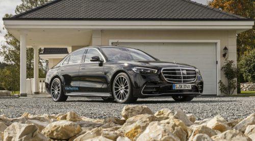 El Mercedes Clase S enchufable tiene 100 kilómetros de autonomía eléctrica