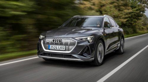 La exquisita comodidad y la gran fuerza visual del Audi e-tron Sportback