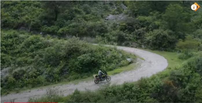 Muchos kilómetros y problemas para acampar para Sinewan