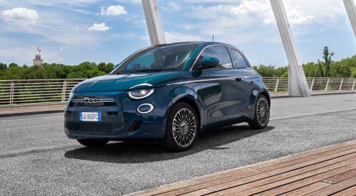 El Fiat 500 resucita como un referente eléctrico urbano
