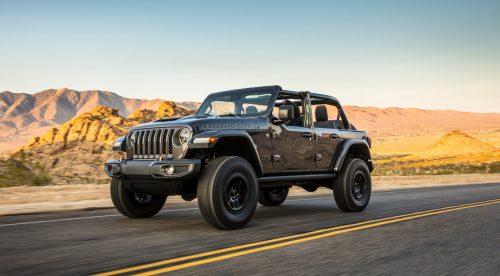 Jeep Wrangler Rubicon 392: un 4×4 extremo con 470 CV