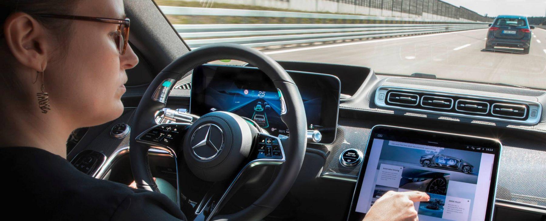 Las funciones de ciencia-ficción de los nuevos coches superdotados