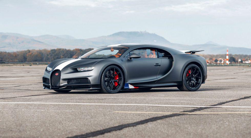 Bugatti Chiron Sport 'Les Legendes Du Ciel'