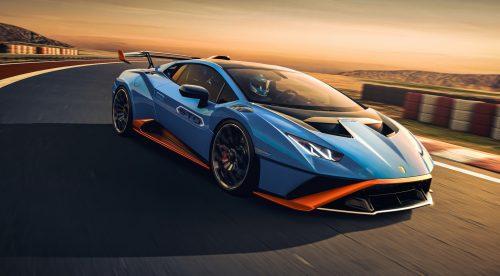 Lamborghini Huracán STO, un superdeportivo de circuito para la calle