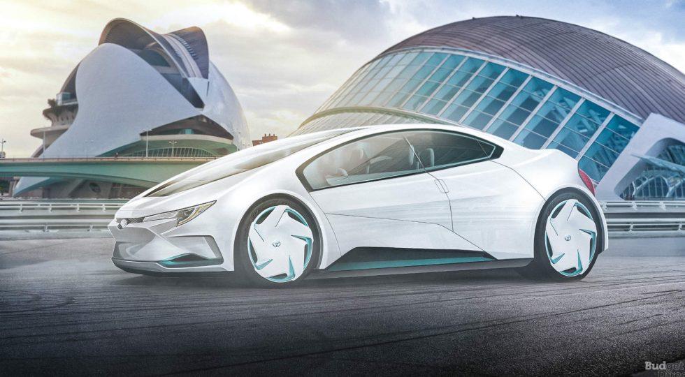 Toyota Corolla 2050