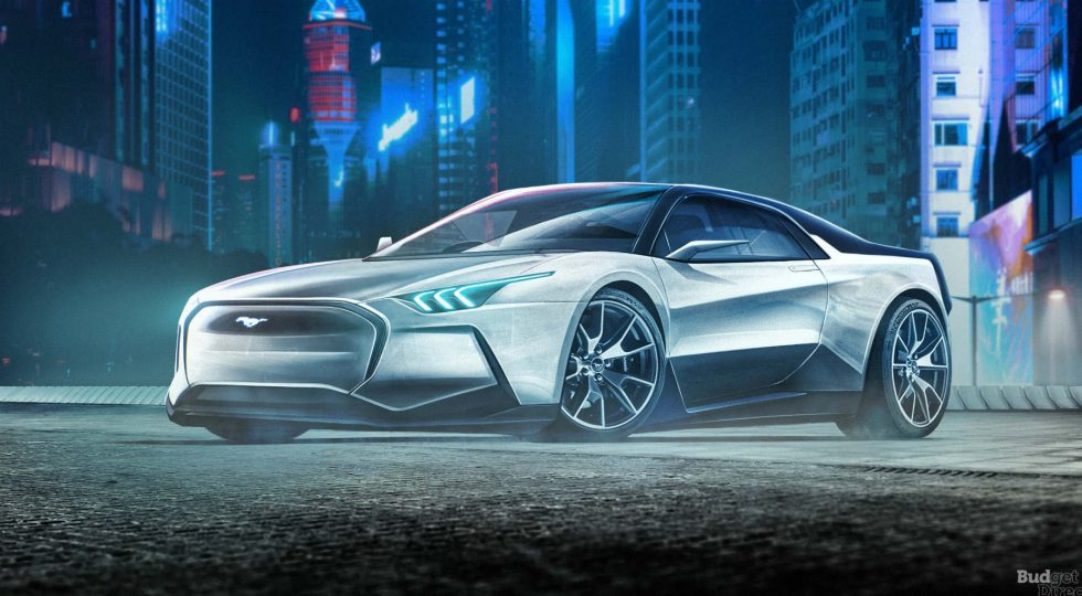 Ford Mustang 2050