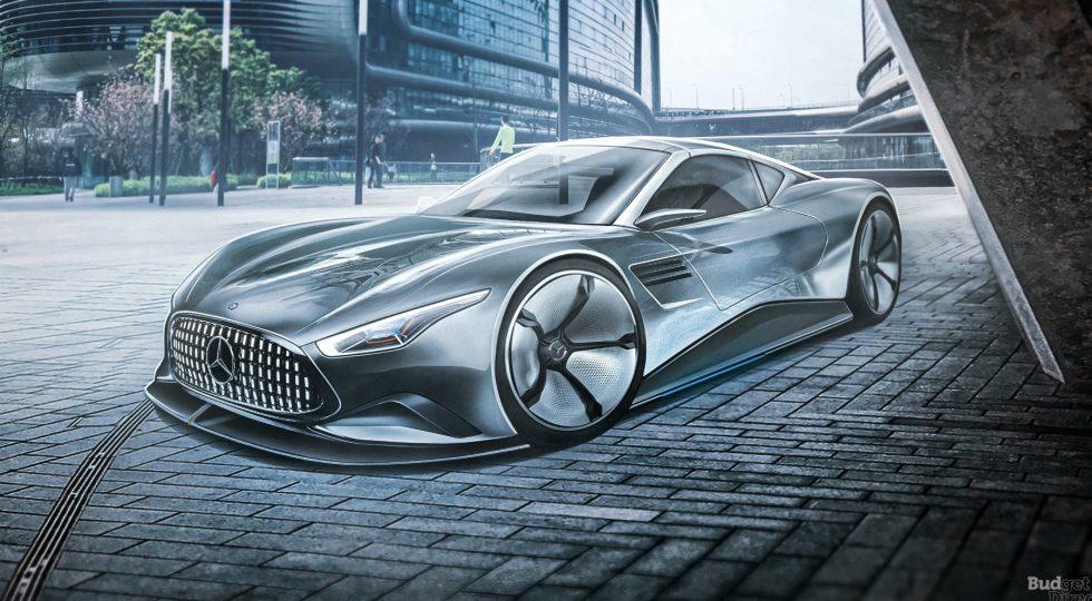 Mercedes Benz SL 2050