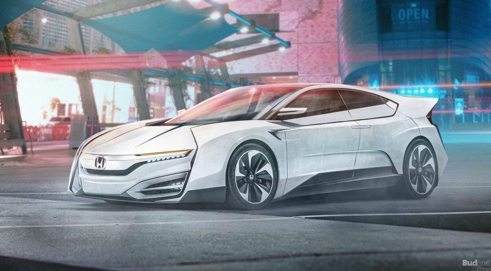 Honda Civic 2050