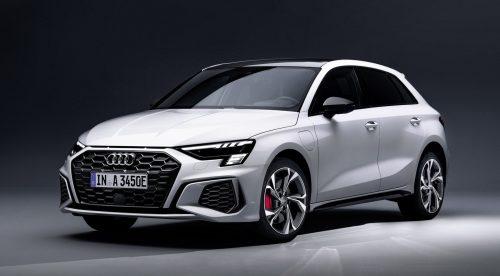 El Audi A3 incorpora una versión híbrida enchufable de 245 CV