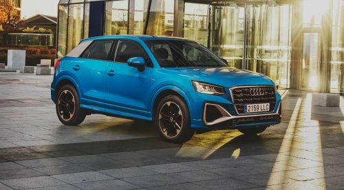 El Audi Q2 afina su estética y sigue apostando por el diésel y la gasolina