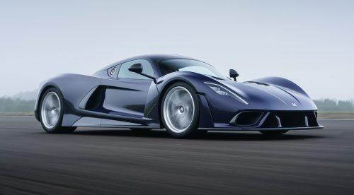Hennessey Venom F5: el supercoche que supera los 500 km/h