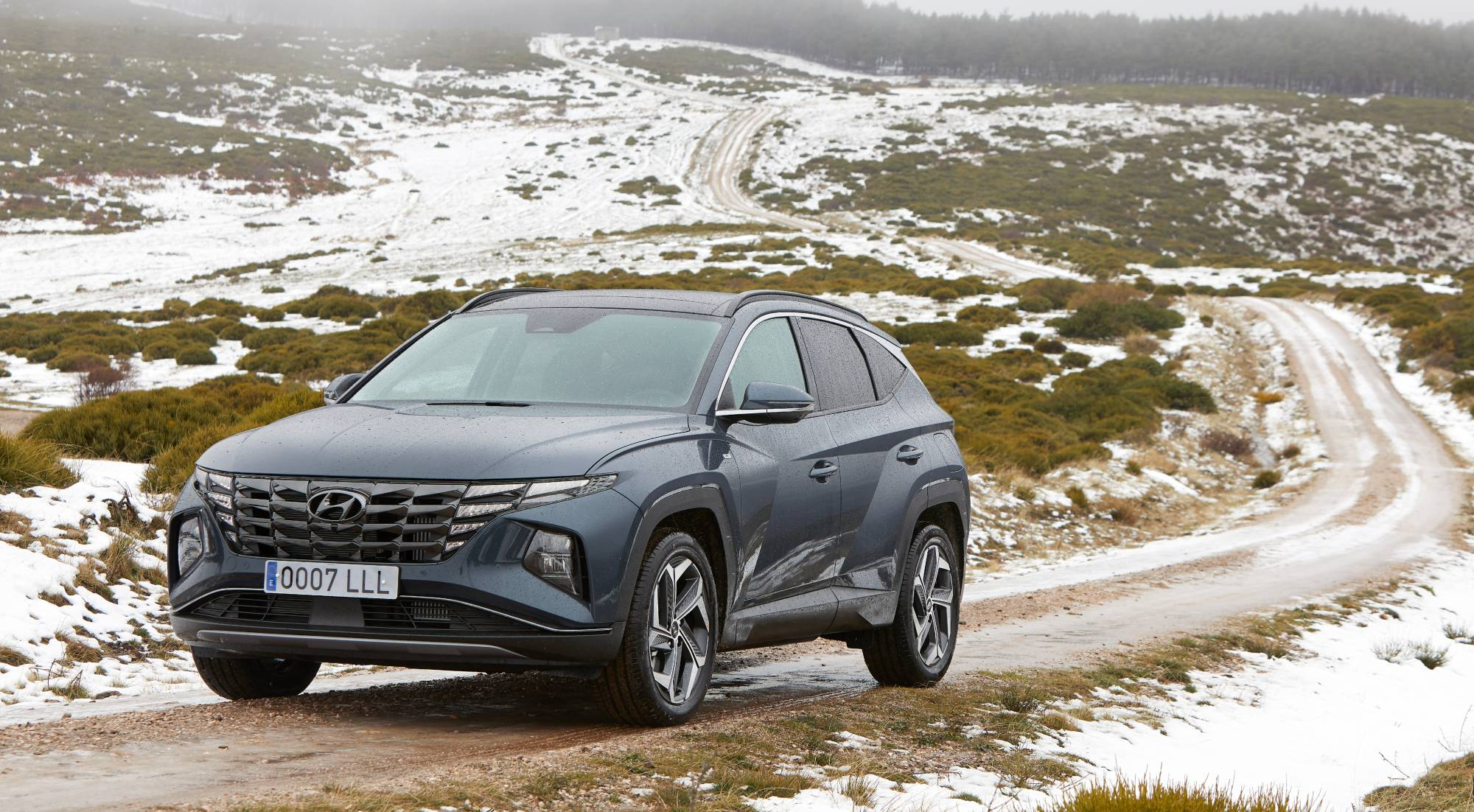 El gran cambio estético del Hyundai Tucson