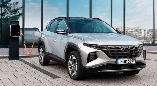 Más de 50 kilómetros sin emisiones y 265 CV para el Hyundai Tucson PHEV