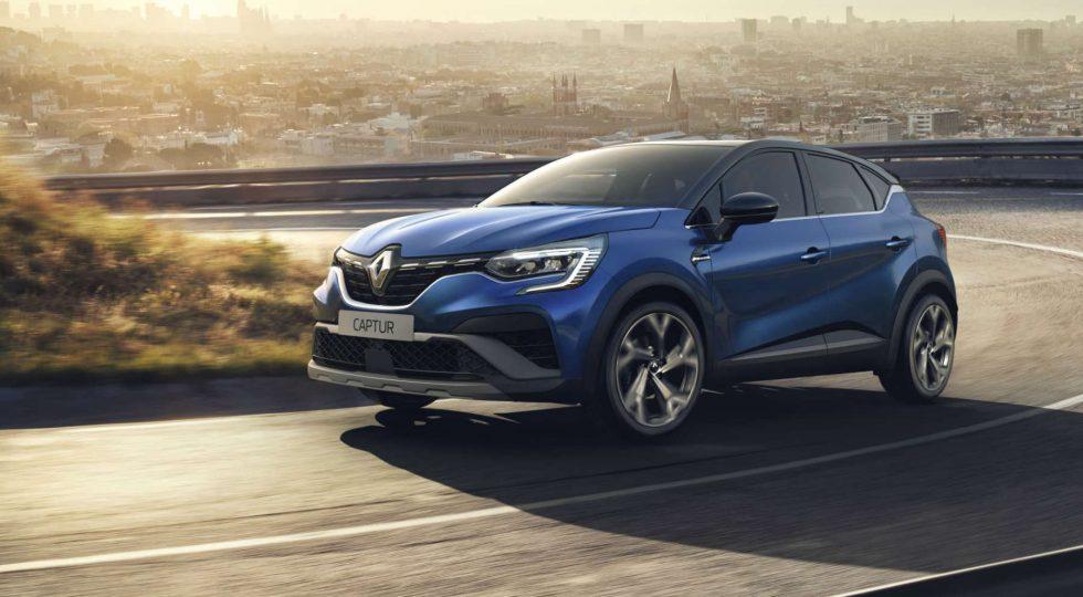 Renault Captur microhíbrido