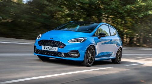 El Ford Fiesta crece en deportividad con la versión ST Edition