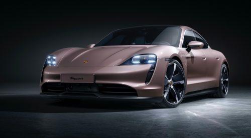 El Porsche Taycan suma una versión de acceso de 408 CV
