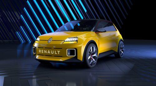 El Renault 5 vuelve a la vida como modelo 100% eléctrico