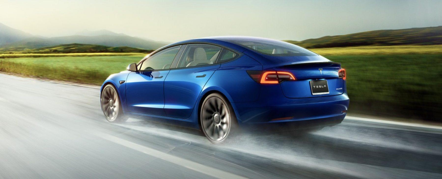 Model 3 Tesla precio