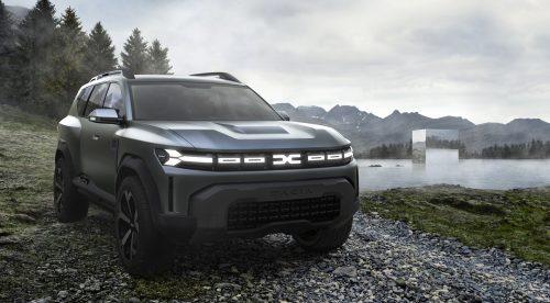 Dacia Bigster Concept: el próximo SUV compacto de la marca 'low-cost'