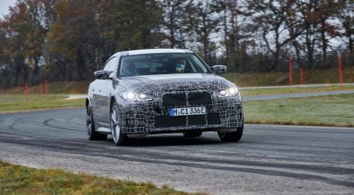 El BMW i4 se pone a punto para competir con el Tesla Model 3