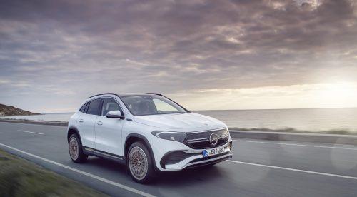 EQA: llega el Mercedes eléctrico más asequible