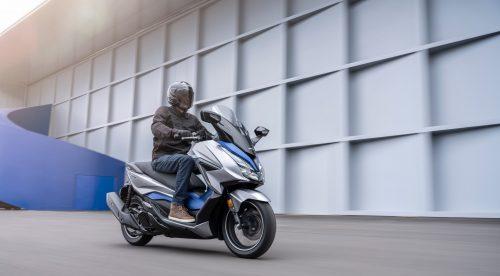Honda actualiza su escúter Forza en todas las cilindradas disponibles