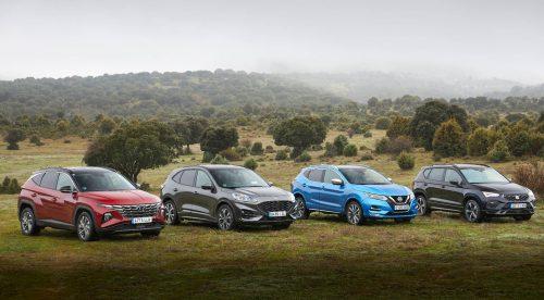 A prueba: ¿cuál es el mejor de los SUV compactos para la familia?