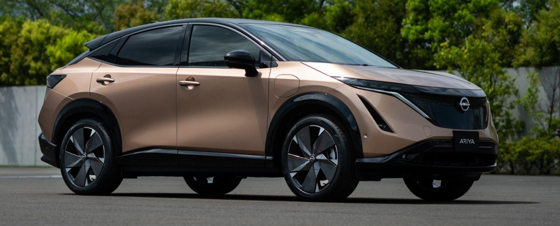 Nissan Ariya, el SUV japonés con piloto automático que llega este año